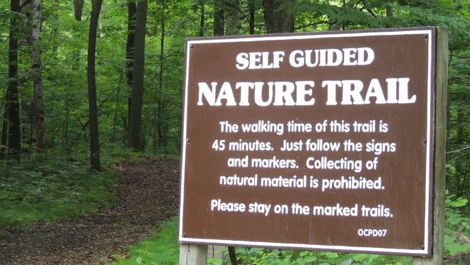 Located in Appleton, Plamann County Park provides four seasons of nature exploration, right in our own backyard.