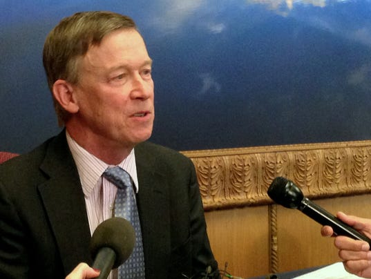Governor Hickenlooper is dead wrong about pot in Colorado