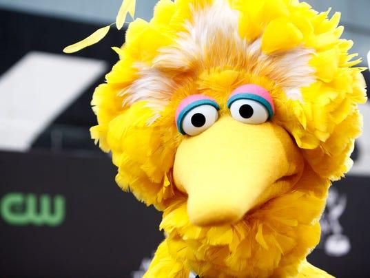 AP HALLOWEEN BIG BIRD COSTUMES A FILE ENT USA CA