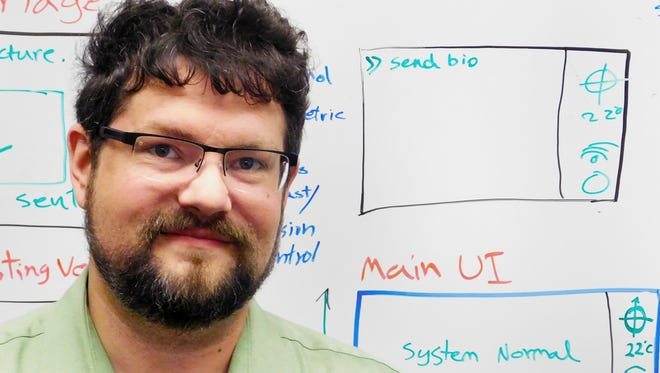 Computer Science Assistant Professor Zachary Toups will develop a visual interface to electromagnetic field data from White Sands Missile Range to help employees schedule tests without interference.
