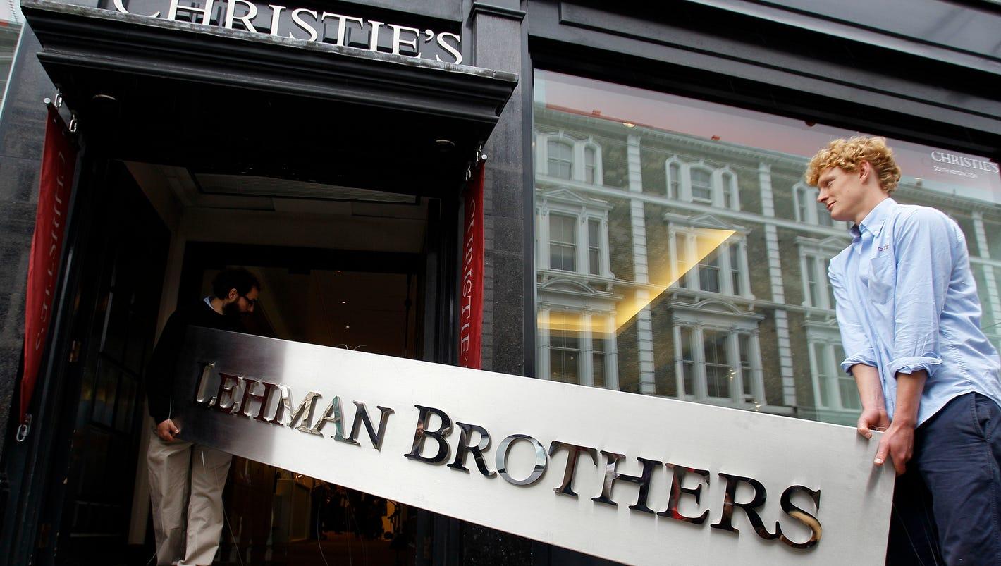 2008 financial crisis lehman brothers