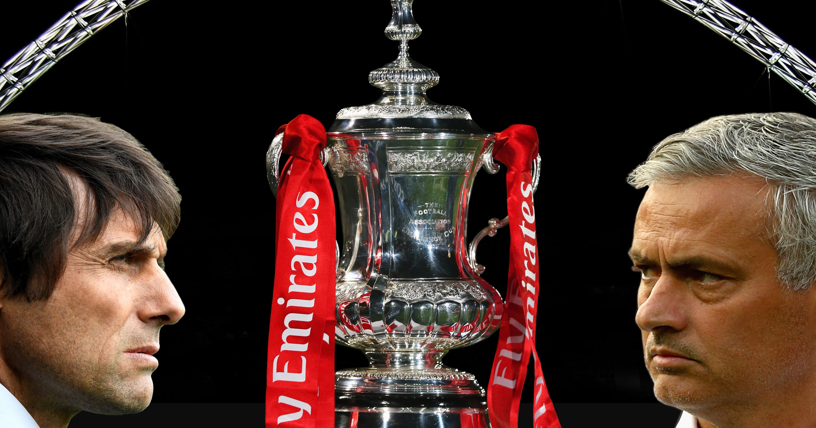 3e6682df5 2018 FA Cup  Chelsea-Manchester United final time
