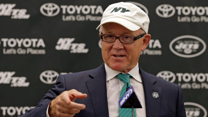 President Trump is nominating New York Jets owner Woody