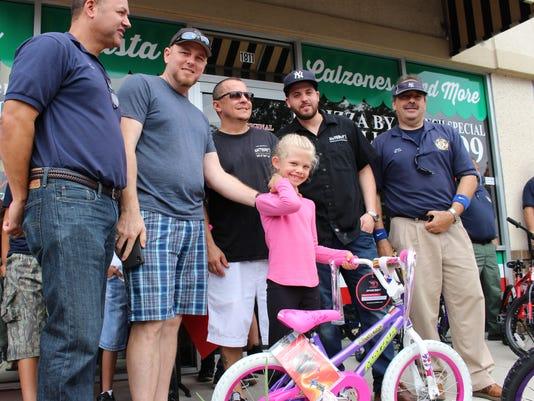 Oviedo Bike Giveaway