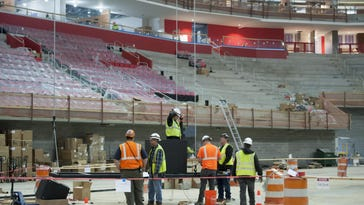 City: Suit on Pistons move threatens recovery