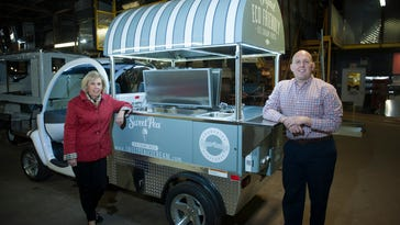 Hammonton food trucks go mobile