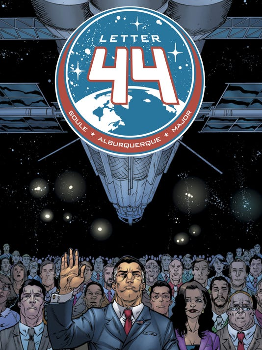 Letter 44 cover