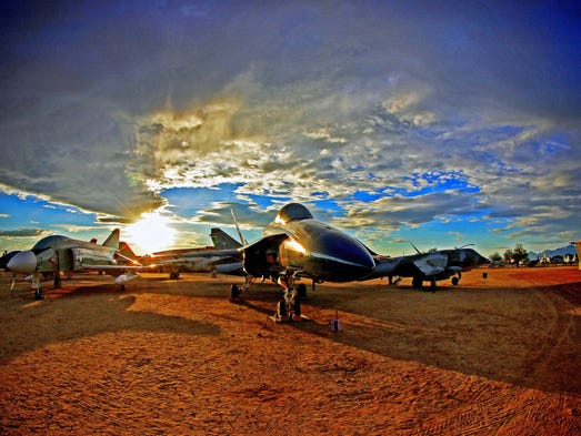 8 Air Parks Museums And Galleries In Arizona