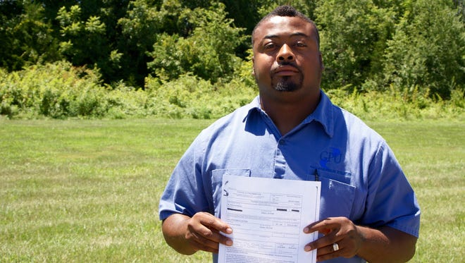 Brandom Wilson, a former Gallatin Public Utilities meter reader, has filed a federal lawsuit against the city alleging that he was the target of racial discrimination and retaliation by the department.