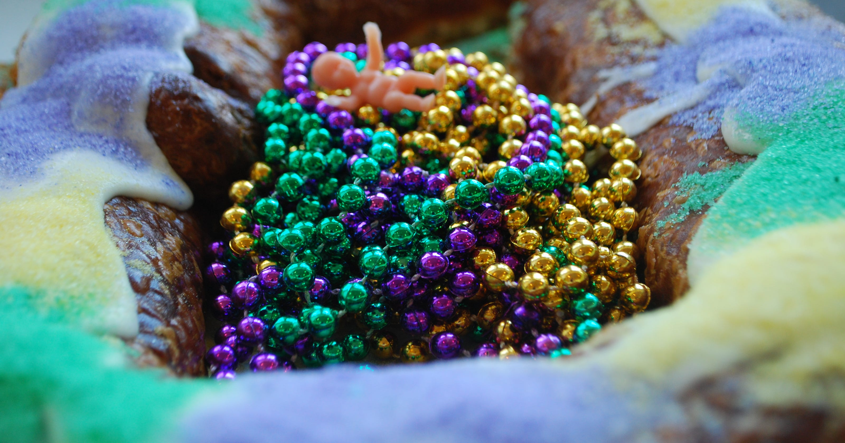 e9f2cb07 King Cake takes and Mardi Gras treats in New Orleans and beyond