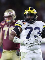 DT Maurice Hurst, Michigan.