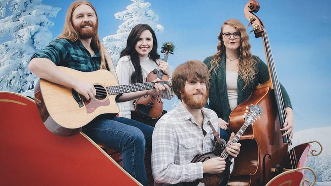 A Barefoot Movement Christmas brings its Christmas show to the Mars Theatre in Springfield on Dec. 5.