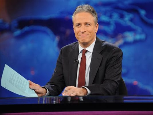 "Jon Stewart is ending his 16-year run as host of ""The Daily Show."""