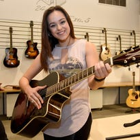 When she's not playing Erica on 'The Goldbergs,' Hayley Orrantia is singing country music