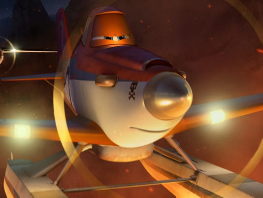 Film Review Planes Fire and Rescue