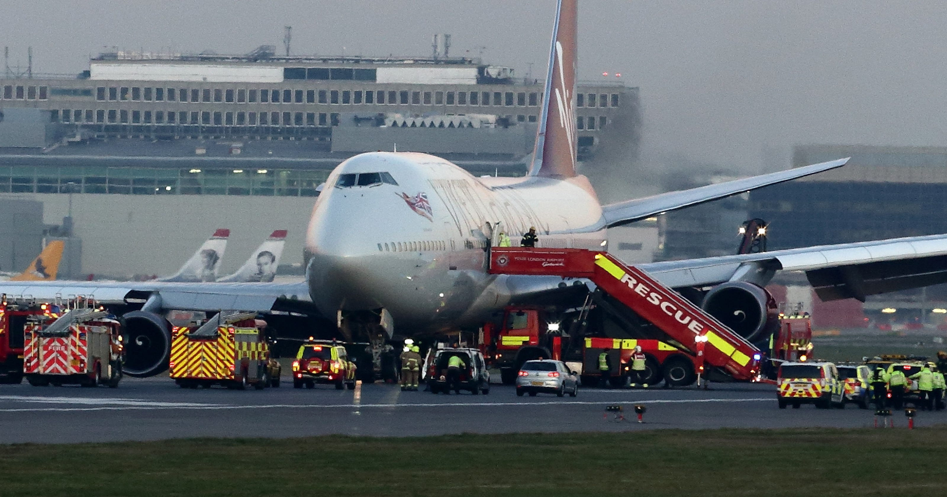 Ask the Captain: Protocol for emergency landings