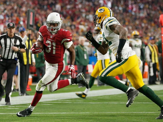 Green Bay Packers v Arizona Cardinals