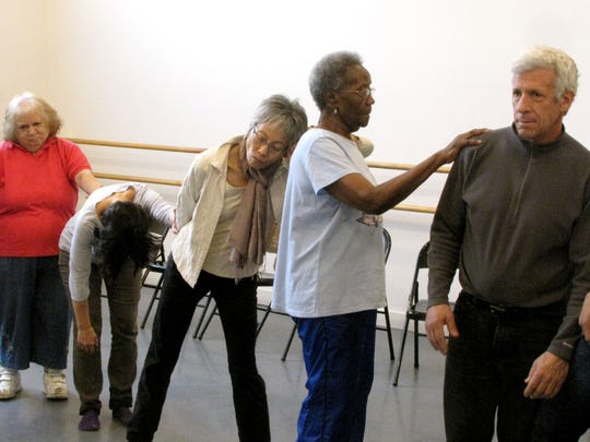 Parkinson's and Dance: Moving Theory and Practice Forward workshop.