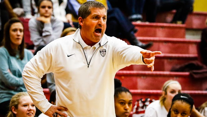Riverdale girls basketball coach Randy Coffman has his team, ranked No. 1 in the nation, off to a 6-0 start.