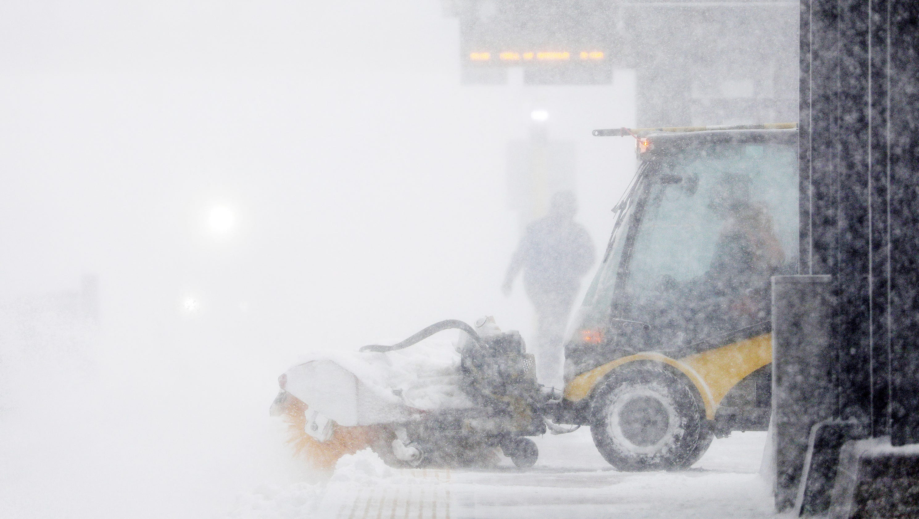 Winter storm system hitting two-thirds of the nation: Blizzards, tornadoes and fires