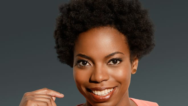 Sasheer Zamata is in Limestone Comedy.