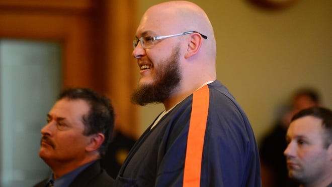 The Michigan Attorney General's Office has appealed the prison sentence Joshua Harding received for attacking a prosecuting in a Lansing courtroom last year.