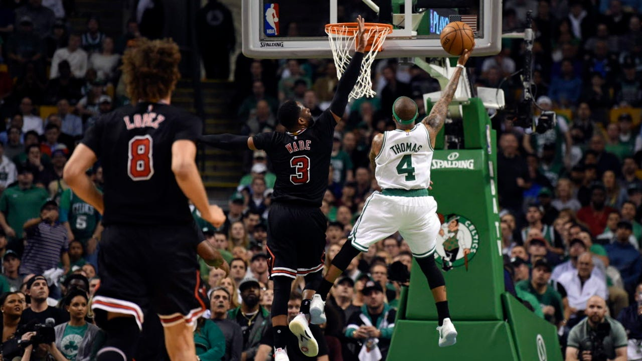 Boston has Chicago on the brink of elimination after winning 108-97 at home in Game 5 on Wednesday.