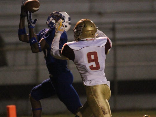 Godby beat Florida High 37-7 on Thursday night at Gene Cox Stadium behind Tony Street's 148 yards rushing and touchdowns of 28 and 45 yards.