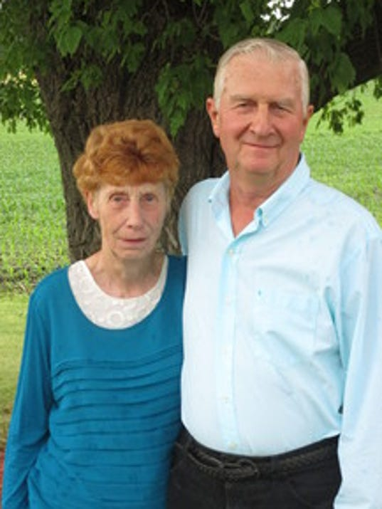 Anniversaries: Jerry Geise & Mary Ann Geise