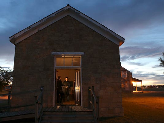 Top 5 2017: Murder at Fort Concho 2017