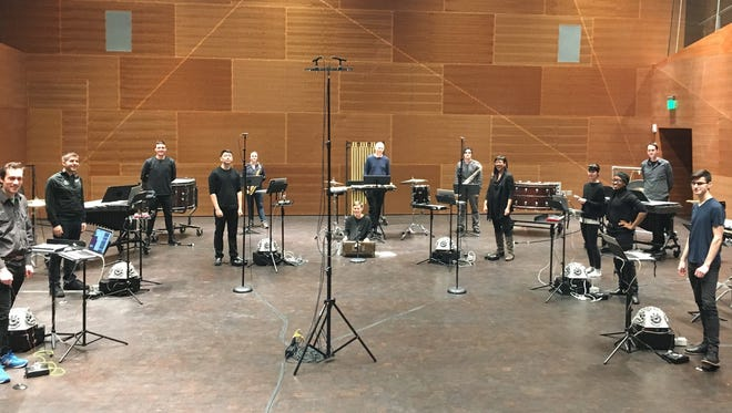 Princeton University's PLOrk will perform with the Rutgers Interactive Music Ensemble (RIME) at 7:30 p.m. March 4 at Mortensen Hall's Shindell Choral Hall in New Brunswick.