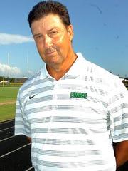Eunice Head Coach Paul Trosclair has a career record
