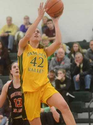 Kelly Petro and Pascack Valley retain their No. 1 spot in The Record's girls basketball Top 25.