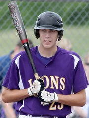 New Berlin Eisenhower's Alex McRae is currently in Class AAA in the Pittsburgh Pirates organization.