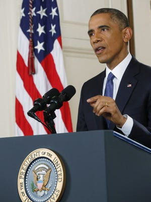 President Barack Obama unveils executive actions on immigration during a nationally televised address on Nov. 20.