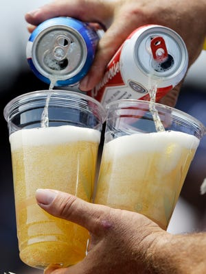 Anheuser Busch is one of the NFL's top sponsors with a six-year, $1.2 billion contract.