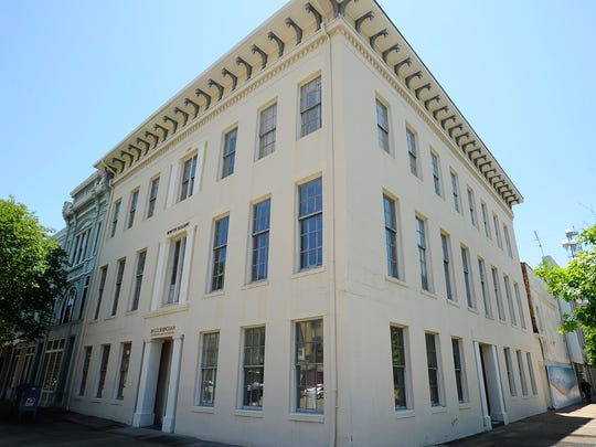The historic Winter Building on Dexter Avenue in Montgomery.