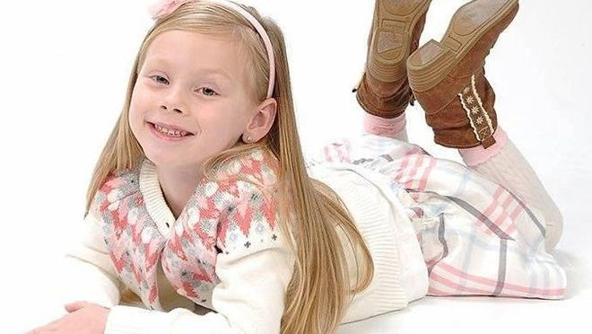Brooklyn Smith of Erlanger was recently diagnosed with DIPG. The community has rallied around her supporting a nonprofit named in her honor, Smile for Brooklyn.