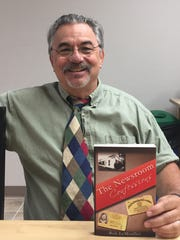 """Bob LeMoullec, whose memoir, """"The Newsroom Confessions,"""" focuses on Rockland County in 1981."""