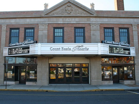 Count Basie Theatre in Red Bank.