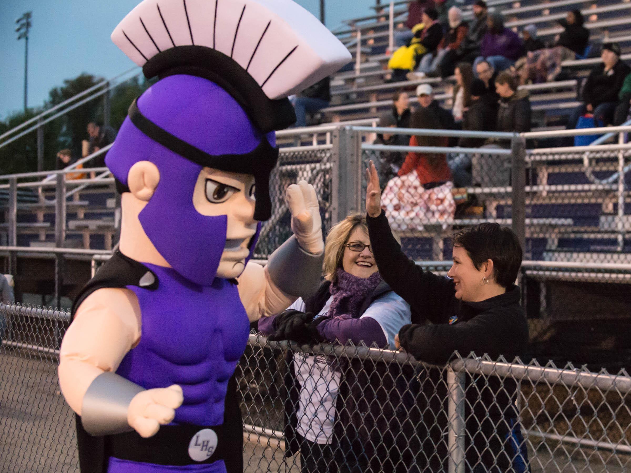 Lakeview mascot