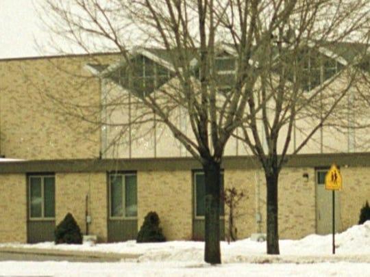 Pilgrim Lutheran School on Green Bay's west side.
