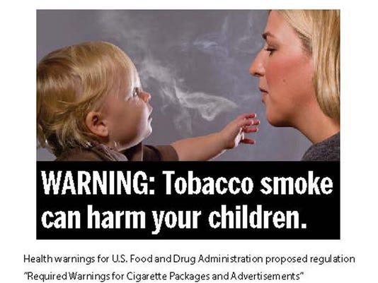 Title: New health warnings