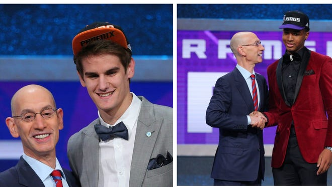 The Suns are earning rave reviews for their 2016 NBA draft class.