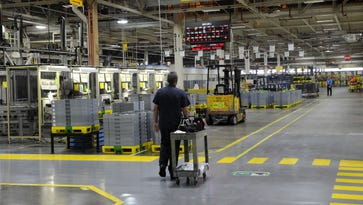 GM to suspend production at Spring Hill plant