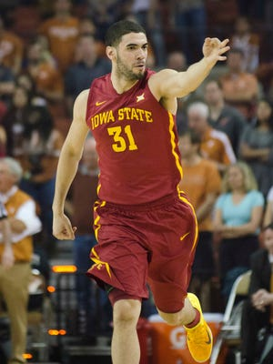 "Iowa State basketball player Georges Niang doesn't see the value of freshmen being ruled automatically ineligible in basketball. ""It'd be extremely unfair, especially for those types of talented kids,"" Niang said. ""It doesn't seem right. So you're not going to let Anthony Davis play?"""