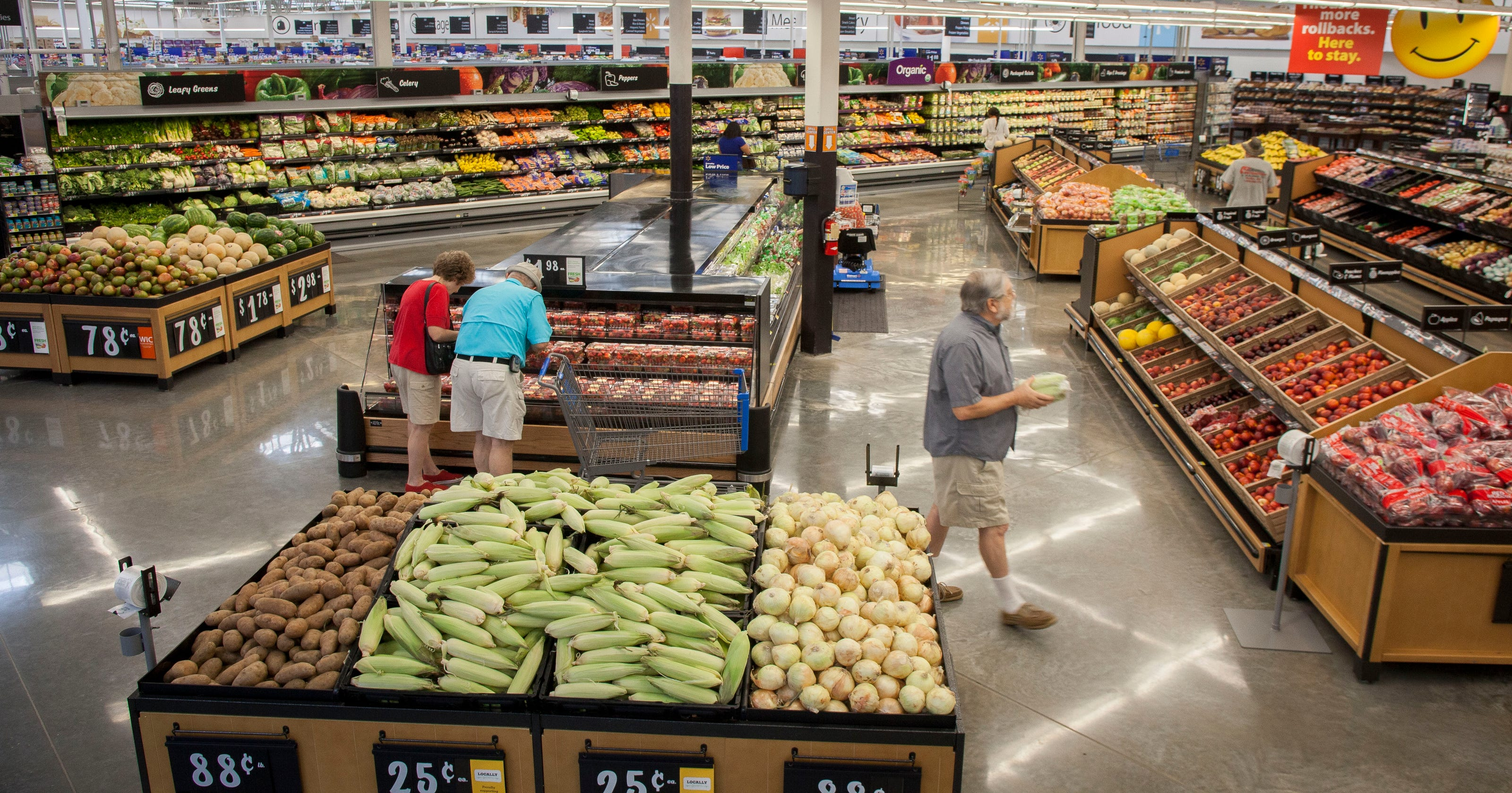 Walmart is taking its groceries upscale
