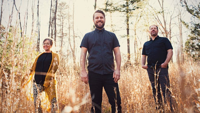 Lyndsay Pruett, Jon Stickley and Patrick Armitage make up the Jon Stickley Trio, which will perform Thursday, July 21 at Crash Music in Aztec.