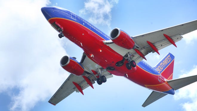 A Southwest Airlines agent is accused of mocking an El Paso's girl name, Abcde, on a recent flight from California to El Paso.