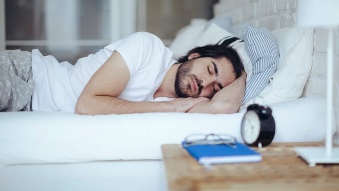 A recent study suggests writing down your to-do list could help you sleep.